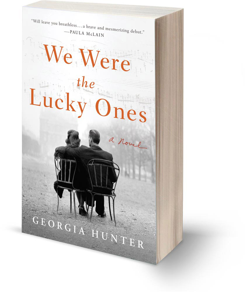The Lucky Ones Book